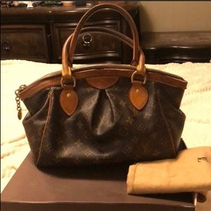 Authentic Louis Vuitton Tívoli pm bag